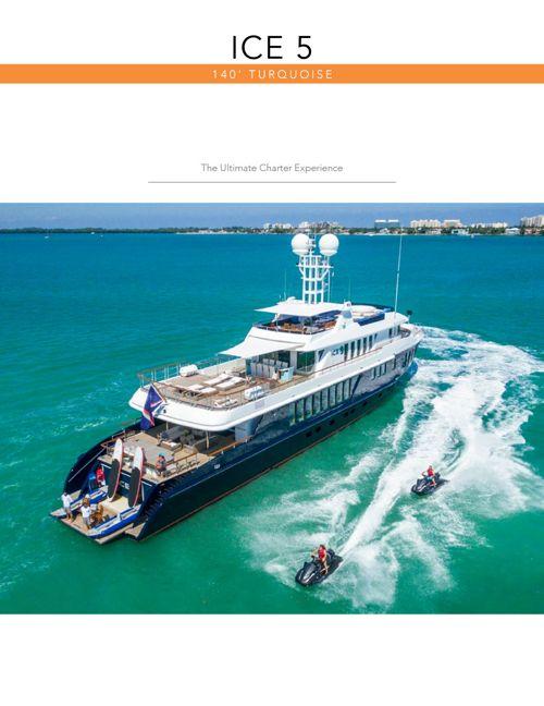 ICE 5 Charter Brochure