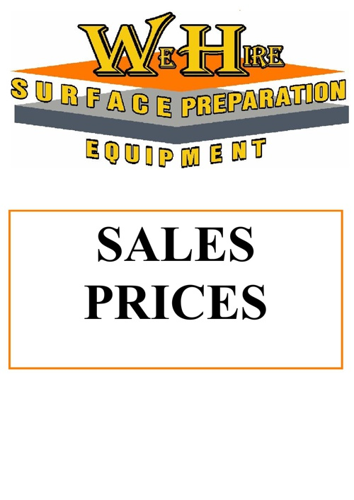 W H Surface Preparation Diamonds & Abrasives