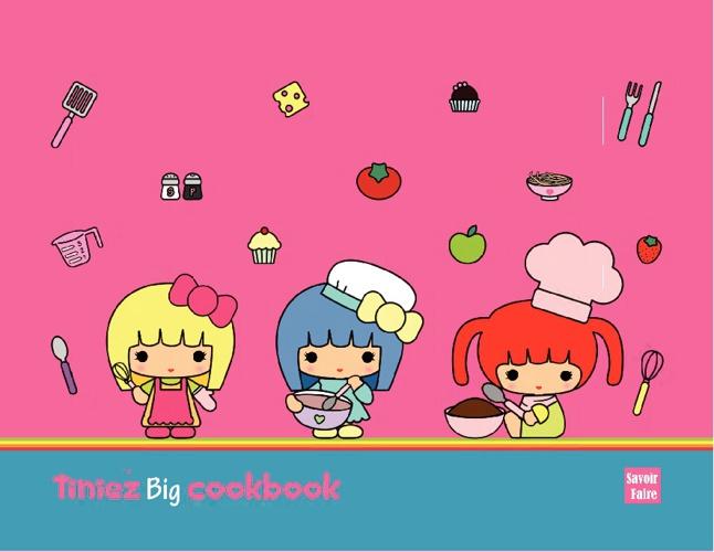 Tiniez BIG Cookbook