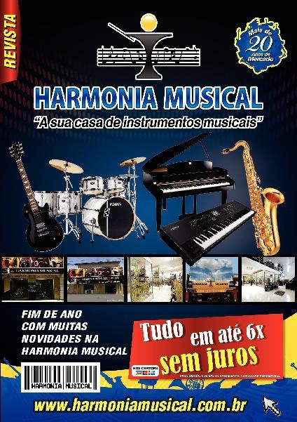Harmonia Musical - Ofertas 2011