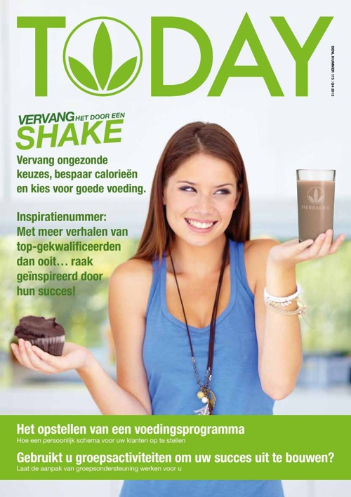 Herbalife Nutricion aangeboden door Herbafi-Theo Herbots site we