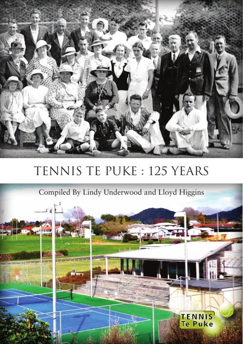 Tennis Te Puke : 125 Years