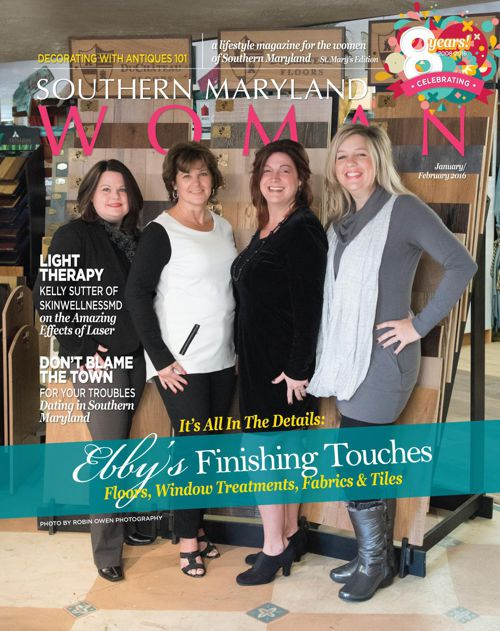 Southern Maryland Woman  Jan/Feb 2016