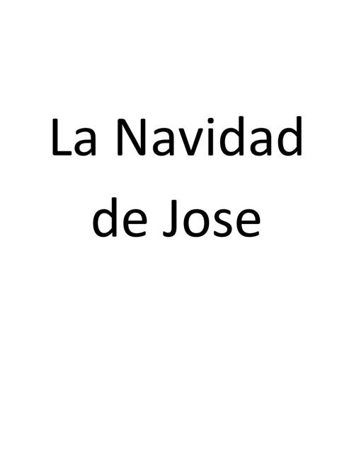 La Navidad de Jose