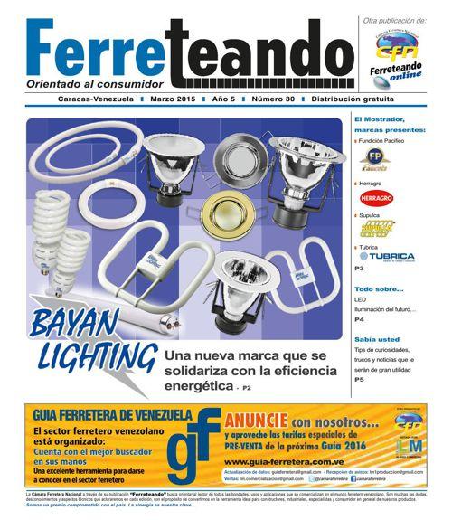 FERRETEANDO- EDIC 30