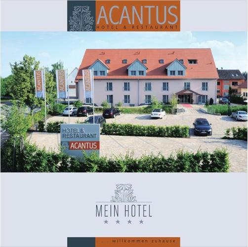 ACANTUS - Imagebroschüre 2013