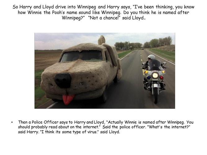 Harry and Lloyd's Adventure through Canada