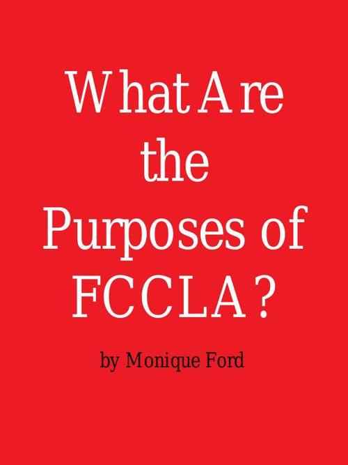 Purposes of FCCLA