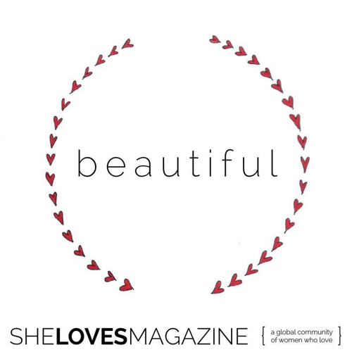 SheLoves #BEAUTIFUL