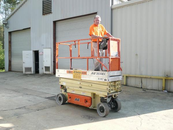 JLB Equipment Rentals