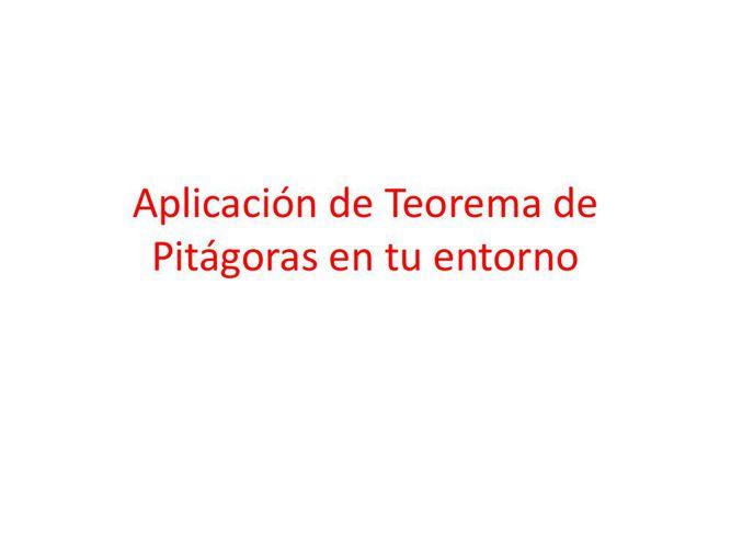 Presentación de teorama de Pitágoras para blog (PDF)