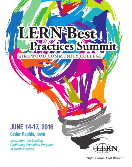 LERN Best Practices Summit at Kirkwood Community College