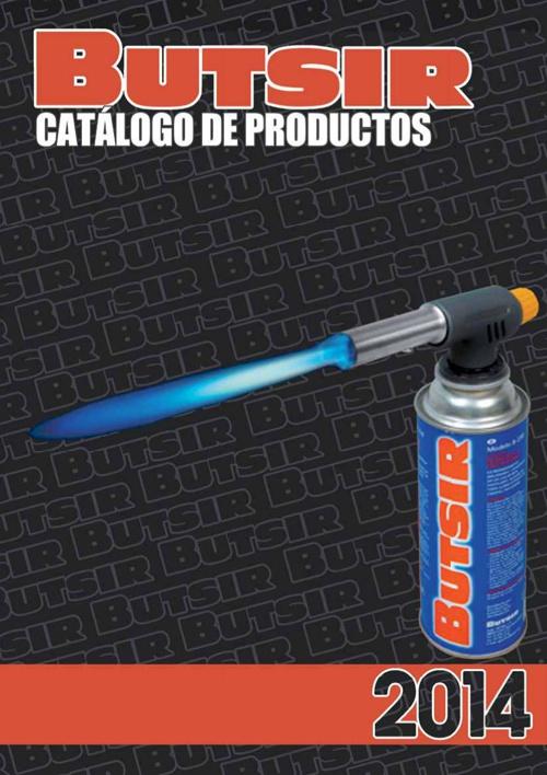 CATALOGO BUTSIR 03-2014M