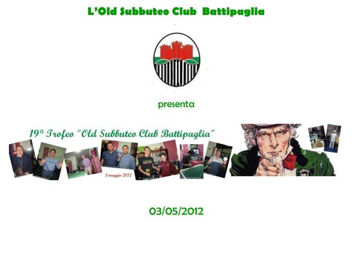 19° Trofeo OSC Battipaglia
