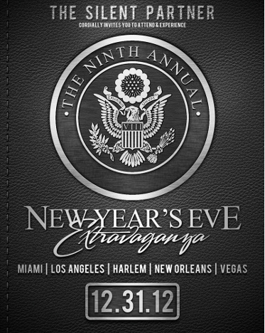 9th Annual New Years Eve Extravaganza