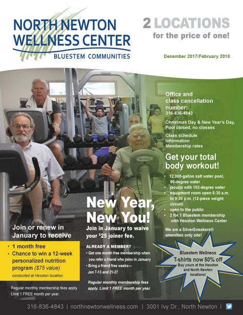 Winter 2017-18 | North Newton Wellness Center News