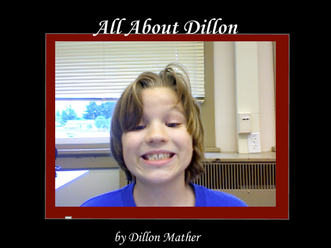 All About Dillion