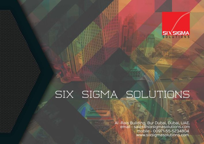 Six Sigma Solutions Profile