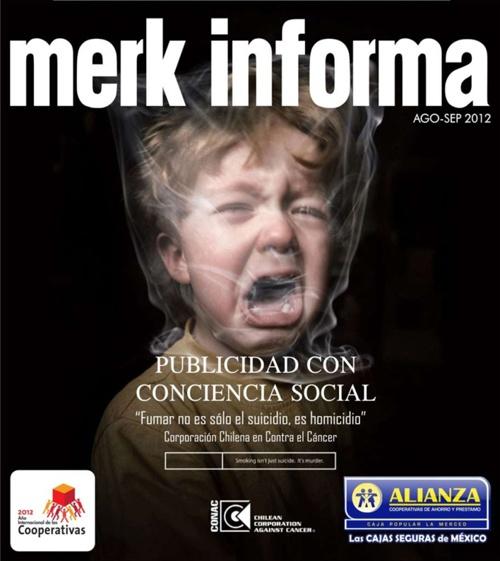 REVISTA MERK INFORMA AGOSTO/SEPTIEMBRE 2012