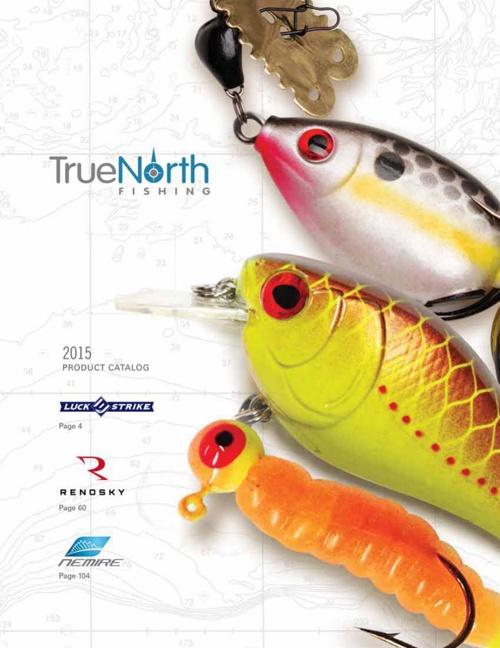 TNO FISHING 2015 CATALOG
