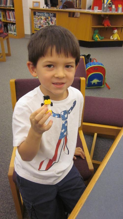 Layton's Lego Creations