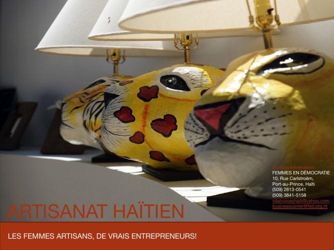 Mini-Catalogue Artisanat