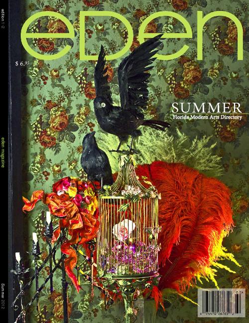 eden magazine vol. 2 summer