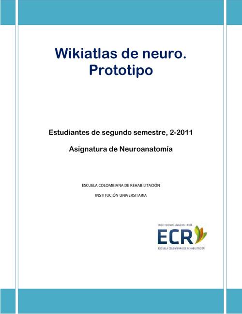Wikiatlas de neuro