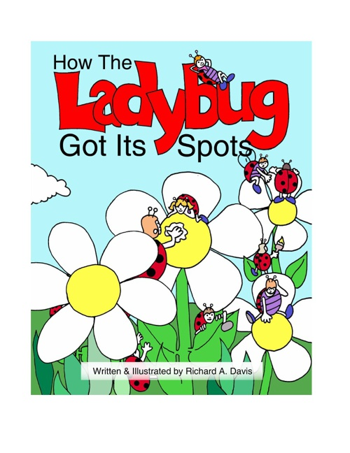 Ladybug Spots Booklet