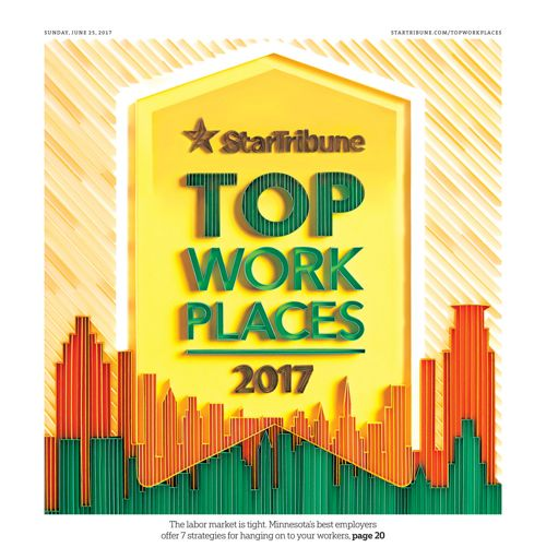 Top Workplaces - June 25, 2017