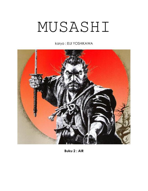 MUSASHI (Buku 2 : AIR)