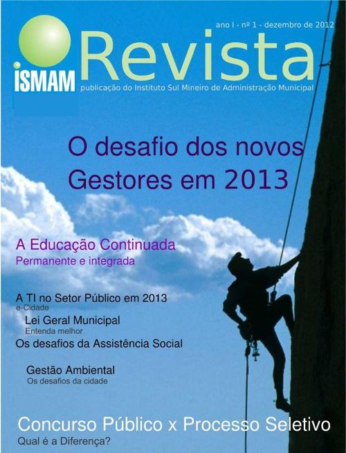 ISMAM Revista - 1a Edição