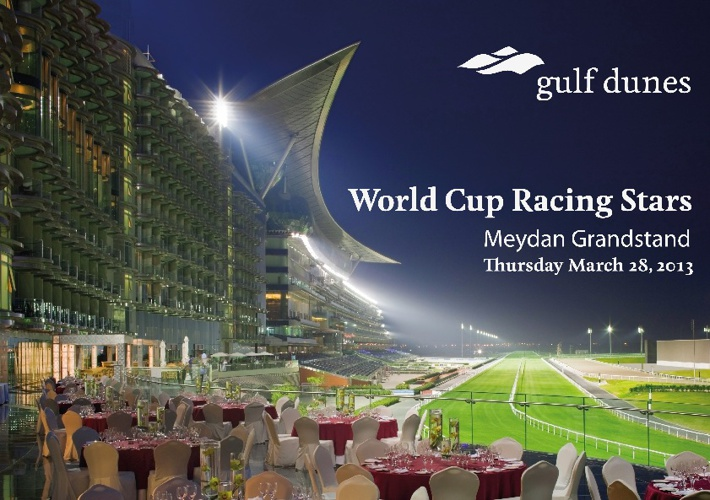 Gulf Dunes - World Cup 2013