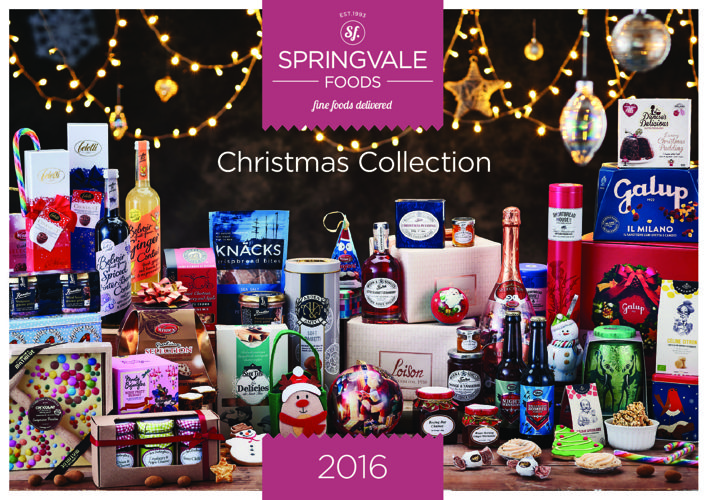 Springvale Foods Christmas Collection 2016