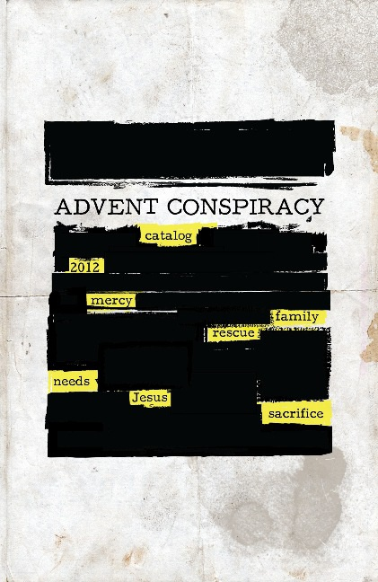 Advent Conspiracy Catalog, 2012