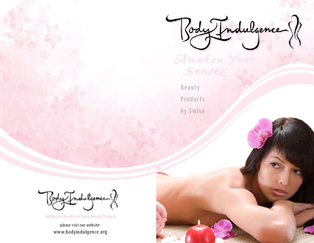 Body Indulgence Catalog