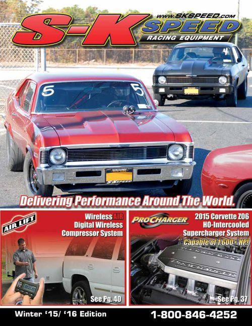S-K Speed Winter '15/'16 Edition Catalog
