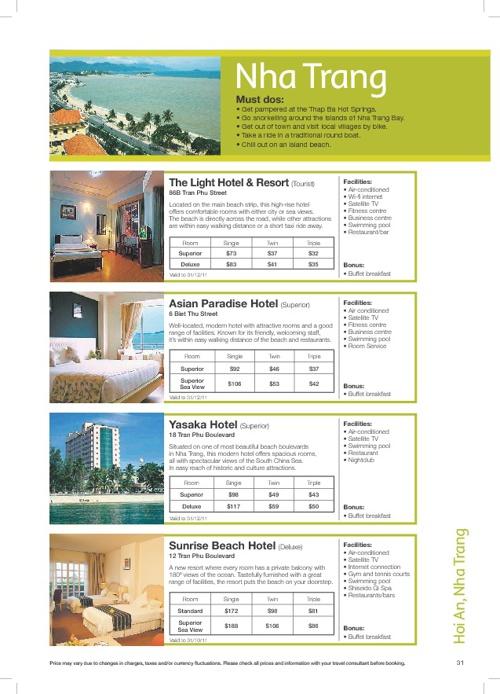 Hotel - Nha Trang