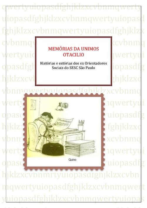 MEMÓRIAS DO OTACILIO