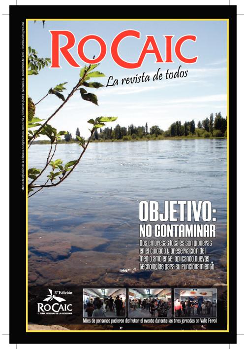 Rocaic N°42 - Noviembre 2012