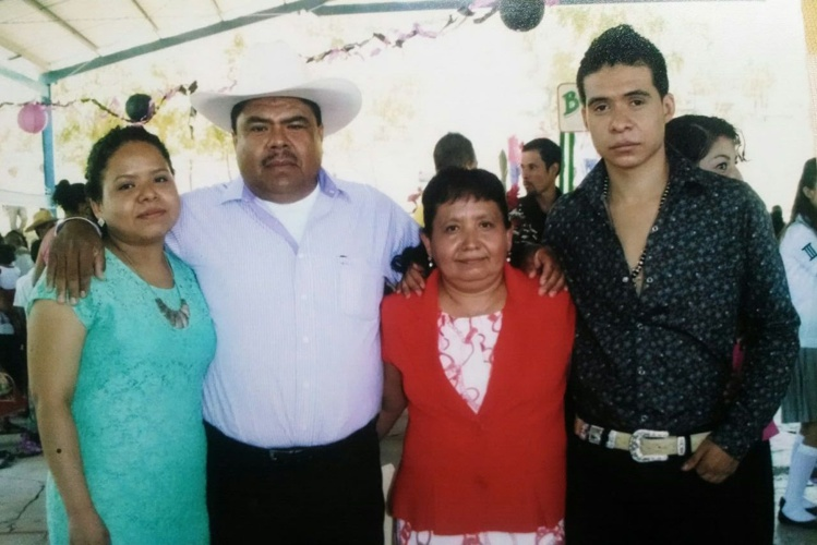 Copy of Sanchez Family