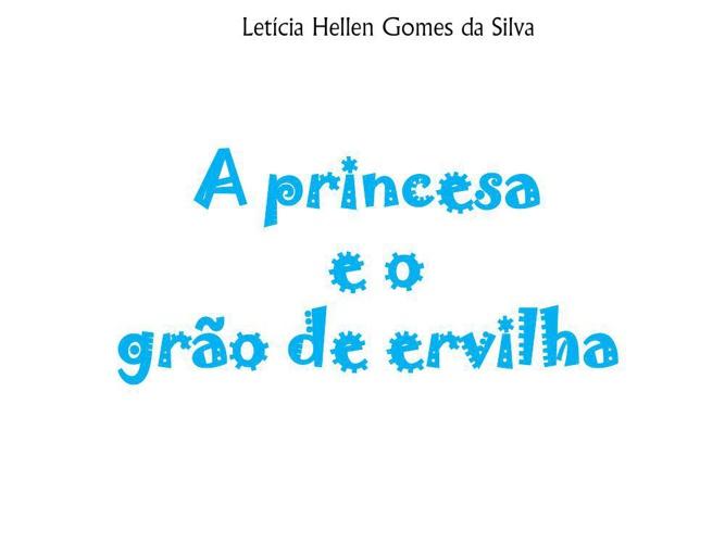 Livro Letícia