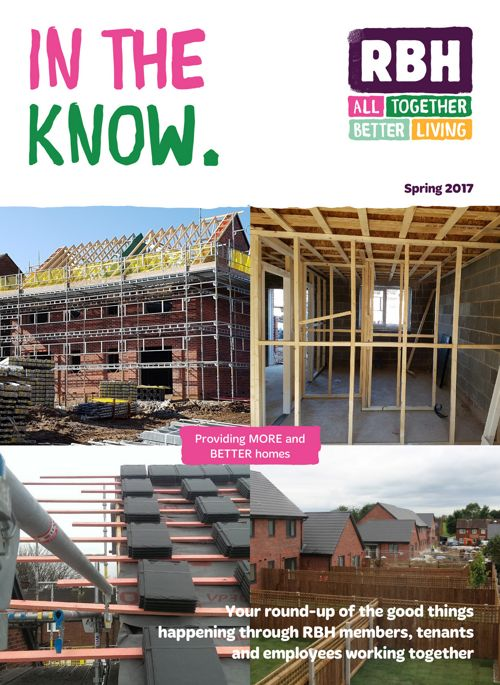 RBH In The Know magazine (Spring 2017)