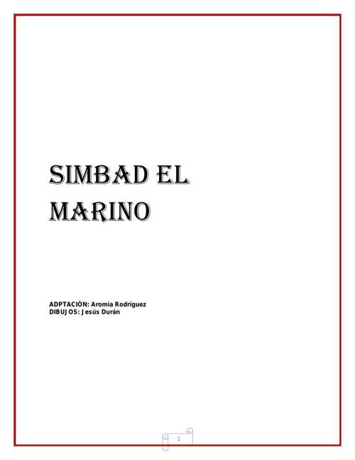 SIMBAD EL MARINO 8