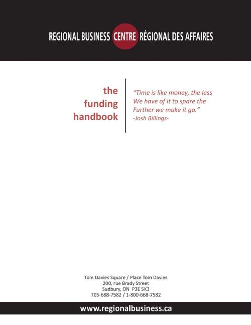 Répertoire des subventions destinés aux petites entreprises