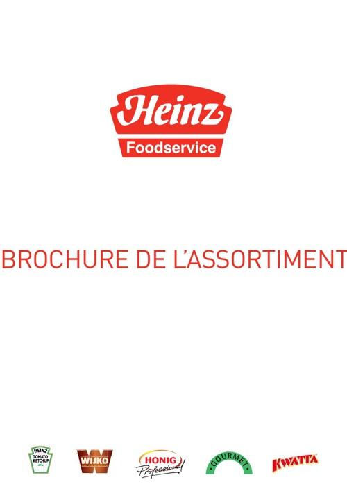 L' assortiment Heinz Foodservice