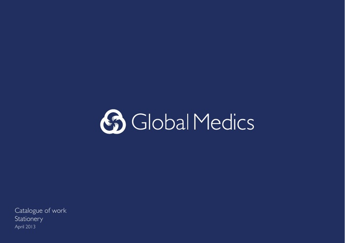 Global Medics Stationery