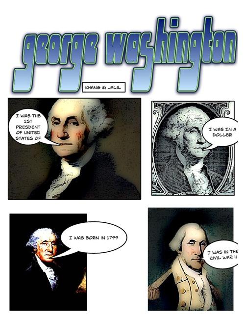 Famous American Leaders - Eckel