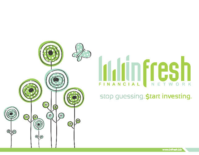 Infresh Brochure
