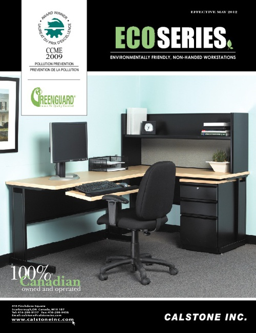 Eco Series Catalogue